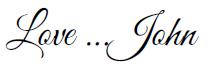 Love John Signature